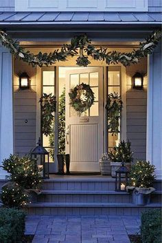 20+ Best Outdoor Christmas Decorations for Your Home in 2018 #christmasdecorations