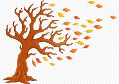 Cartoon Clip, Free Sign, Autumn Trees, Clip Art, Fall Trees, Pictures