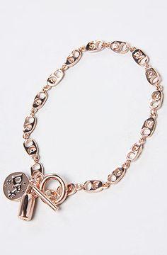 The Disney Couture Jewelry X Dr. Romanelli Soda Can Tag Bracelet by Disney Couture Jewelry