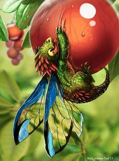 DragonFly by kaze-wing-chan.deviantart.com