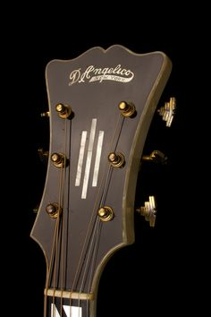 Vintage D'angelico 1940 Large Special 1473