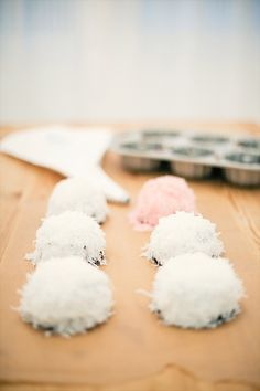 Let it snow compliments at your next get together with our Snow Ball #recipe!