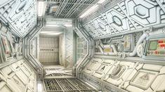 Galactus IV - interior by owen-c.deviantart.com on @DeviantArt