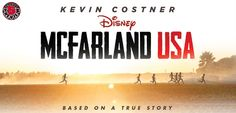 City of McFarland Kevin Costner, Jim White, Movies Worth Watching, Disney Home, Dvd Blu Ray, Beautiful Stories, Upcoming Movies, Home Entertainment, True Stories