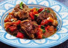 YBDCIT - Recept: Tajine van lamsvlees en pittige couscous