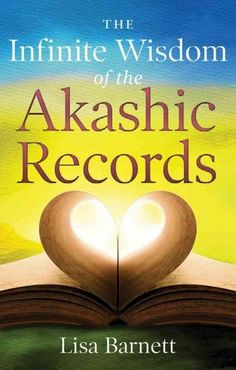 The Infinite Wisdom of the Akashic Records is an extraordinary book filled with unparalleled tools for transformation. Accessing the Akashic Records is one of the most powerful paths to self-awareness