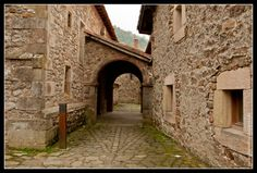 Bárcena mayor, Cantabria (España)