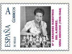 La Inmortal de Vera Menchik, por Luis Pérez Agustí en El arte del ajedrez | FronteraD