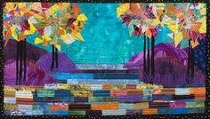 CreatingU – Winter in Florida – Art Quilt Retreats