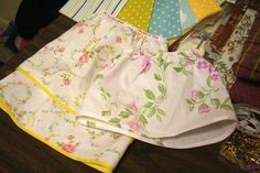 Baby Sheets to Baby Skirts   FaveCrafts.com