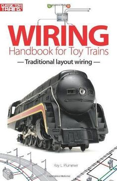 Wiring Handbook for Toy Trains (Classic Toy Trains Books)                                                                                                                                                                                 More #modeltrains #electrictrainsets #modeltrainaccessories
