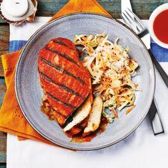 Grilled Buffalo Chicken recipe