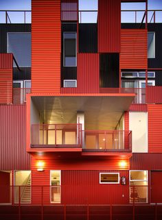 Gallery of Formosa 1140 / Lorcan O'Herlihy Architects - 6