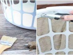 Fogott egy műanyag kosarat, amiből olyan szuper dolgot készített, amire azonnal felfigyeltünk mi is!