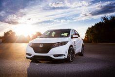 2016 Honda HR-V © Honda Motor Co., Ltd.