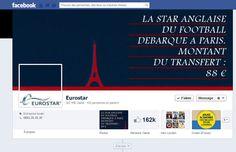 Eurostar s'empare du phénomène Beckham
