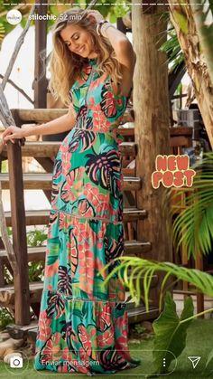 Modest Dresses, Cute Dresses, Casual Dresses, Summer Dresses, Women's Summer Fashion, Boho Fashion, Fashion Looks, Floral Maxi Dress, Dress Skirt