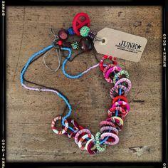 Ring around the collar. Neck JUNK Extraordinaire!!!