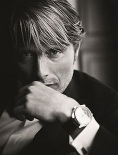 Mads Mikkelsen for Gala.Sent by a friend