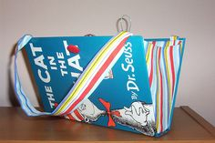 Cat in the Hat Book Purse