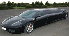 Ferrari Threatens To Take Legal Actions Against 360 Modena Limo Owner