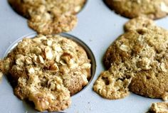 Pear Streusel Muffins