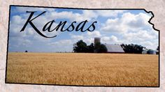 Kansas - not my home state per se... but I've worked in it and pay taxes to it so it might as well be my 2nd home :)