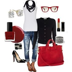 This is me..., created by lisa-gilreath-burney on Polyvore