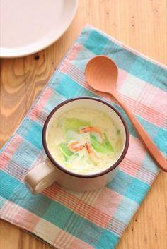 春キャベツと桜海老のミルクスープ by 佐々木ちひろ / レシピサイト ...
