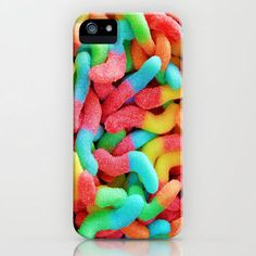 Candy is Dandy iPhone Case by Daisy Flores    Society6