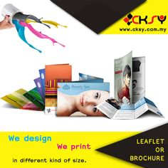 Advantages of having a brochure: 1. A well designed brochure serves as a perfect introduction to your business. 2. Accurately distributed, brochures can expand your company's visibility. 3. Brochures are great marketing tools when reaching out to new customers. 4. Brochures can provide positive press about your company. 5. Brochures are perfect for trade shows and networking opportunities. #Flyers #Brochure #GraphicDesign #CorporateManagement #BusinessManagement Beauty Spa, Business Management, Marketing Tools, Brochures, Flyers, Branding, Social Media, Graphic Design, Ruffles