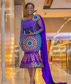Stylish short Ankara designs for a lady s day out fashionFetchup African Dresses For Kids, African Wear Dresses, African Fashion Ankara, Latest African Fashion Dresses, African Print Fashion, African Attire, Dress Fashion, Ankara Short Gown Styles, African Women