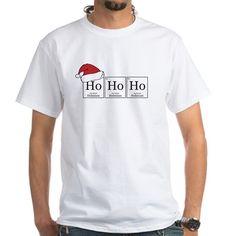 Ho Ho Ho [Chemical Elements] Shirt