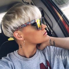 Women short hair 587719820106280179 - Sandra Sinh Short Hairstyles – 1 Source by Short Wedge Hairstyles, Prom Hairstyles For Short Hair, Short Pixie Haircuts, Cool Hairstyles, Easy Hairstyle, Wedding Hairstyle, Hair Wedding, Fashion Hairstyles, Hairstyle Tutorials