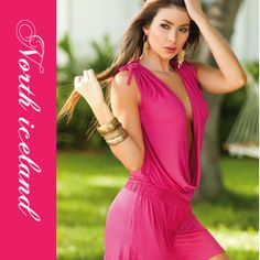 Rose Deep V-neck Waist Gathered Sexy Clubwear Dresses for Women sale at reasonable prices, wholesale discount cheap Rose Deep V-neck Waist Gathered Sexy Clubwear Dresses for Women at SKMEN.COM online store now! Girls Maxi Dresses, Sexy Dresses, Casual Dresses, Summer Dresses, Bustier Dress, Dress Skirt, Waist Skirt, Clubwear Dresses, Chiffon