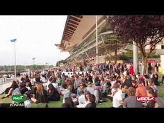 Tuesday and Friday afterwork parties at the Hippodrome de Vincennes in Paris - The Tourist in Paris