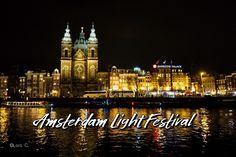 Giunto alla sua 6° edizione, il festival delle luci di Amsterdam permette di ammirare oltre 40 installazioni luminose create da artisti, designer, progettisti e architetti provenienti un po' da tutto il mondo.