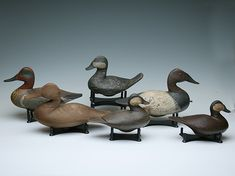 decoys  Some Nice Looking Antique style decoys!!