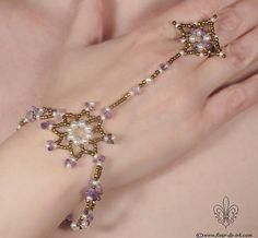 Slave bracelet O103 by Fleur-de-Irk.deviantart.com on @deviantART