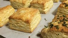Flaky, buttery buttermilk biscuits are perfect any time of day.