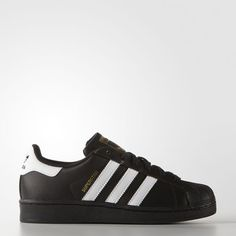 b0636fa2d5085 Superstar Shoes - Black Adidas Superstar Shoes Black