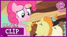 "MLP: FiM – Pinkie the Babysitter ""Baby Cakes"" [HD] - YouTube"