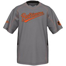 0bc91c134 Baltimore Orioles Fast Action V-Neck Jersey