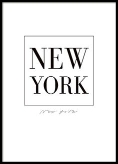 New York, print - 30x40Stockholms karta 1844, poster - 70x100Wonderful world, poster - 50x70...