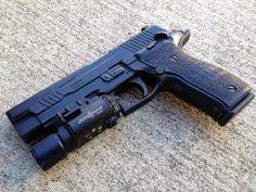 SIG X5 Tactical