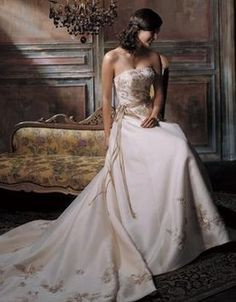 Anjolique 811 Wedding Dress $225