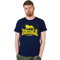 Lonsdale T-Shirt Smith Reloaded navy ★★★★★