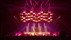 TAIT Revamps Phish's Summer 2016 Tour With Automated LED Video Structure - (June 22nd, 2016)