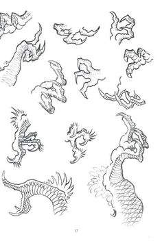japanese with tattoos Japanese Dragon Tattoos, Japanese Tattoo Art, Japanese Tattoo Designs, Art Vampire, Vampire Knight, Smal Tattoo, Cosplay Steampunk, Dragon Anatomy, Dragon Sketch