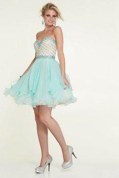 Astounding Sleeveless Short/Mini Blue Zipper Prom Evening Dress
